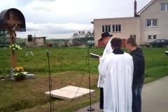 2011 Posviacka kríža