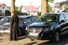 2012 Požehnanie aut