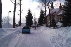 2012 Zhadzovanie snehu